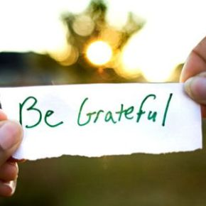 Day 27: My Post on Gratefulness